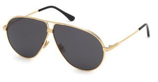 Tom Ford FT0734-H 30A grautiefes gold glanz