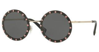 Valentino VA2010B 300387 DARK GREYLIGHT GOLD
