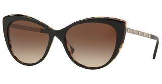 Versace VE4348 517713 BROWN GRADIENTBLACK/HAVANA