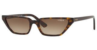 Vogue VO5235S W65613 BROWN GRADIENTDARK HAVANA