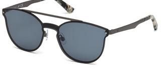 Web Eyewear WE0190 09V blauanthrazit matt