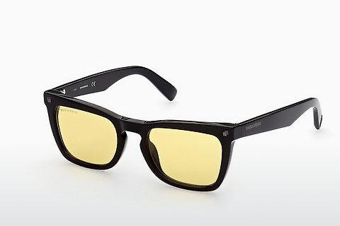 Solglasögon Dsquared CAT (DQ0340 01J)