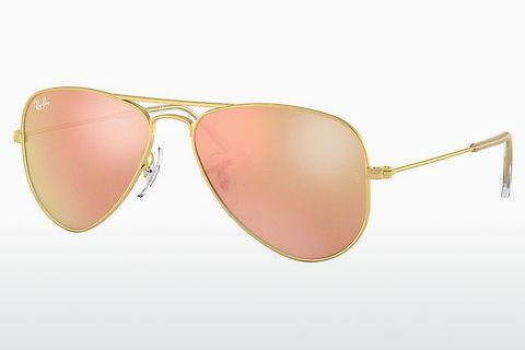 Solglasögon Ray-Ban Junior Junior Aviator (RJ9506S 249/2Y)