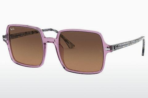 Solglasögon Ray-Ban SQUARE II (RB1973 128443)