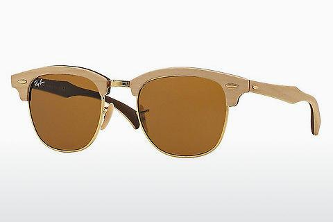 Solglasögon Ray-Ban Clubmaster Wood (RB3016M 1179)