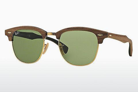 Solglasögon Ray-Ban Clubmaster Wood (RB3016M 11824E)