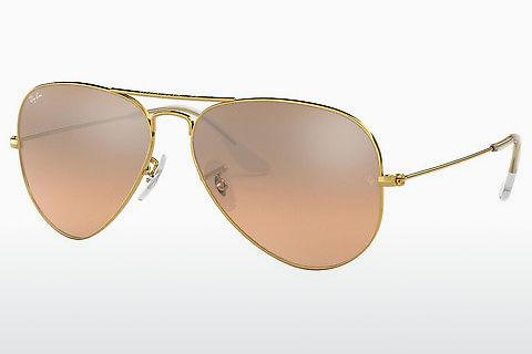 Solglasögon Ray-Ban AVIATOR LARGE METAL (RB3025 001/3E)