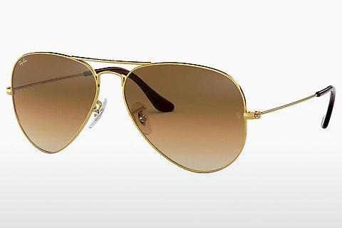 Solglasögon Ray-Ban AVIATOR LARGE METAL (RB3025 001/51)
