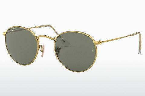 Solglasögon Ray-Ban ROUND METAL (RB3447 001/58)