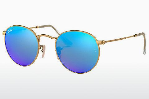 Solglasögon Ray-Ban ROUND METAL (RB3447 112/4L)