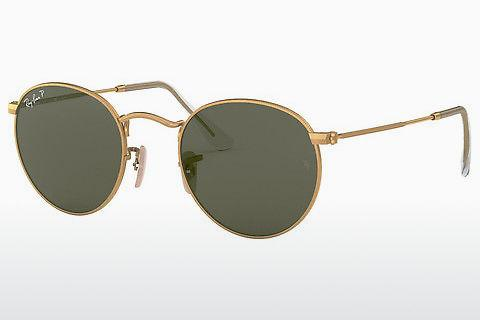 Solglasögon Ray-Ban ROUND METAL (RB3447 112/58)