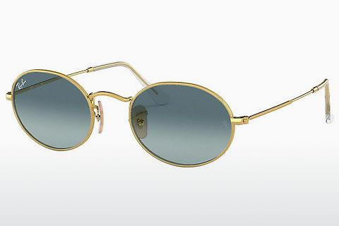 Solglasögon Ray-Ban Oval (RB3547 001/3M)