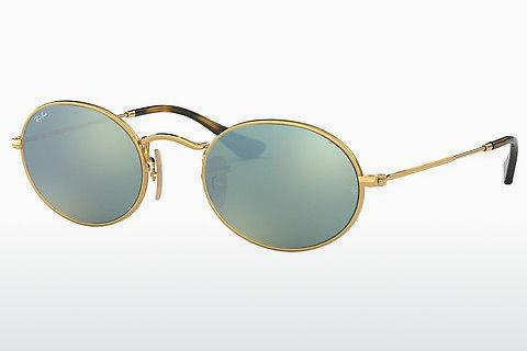 Solglasögon Ray-Ban Oval (RB3547N 001/30)