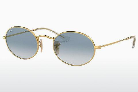 Solglasögon Ray-Ban OVAL (RB3547N 001/3F)