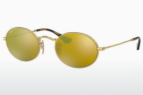 Solglasögon Ray-Ban Oval (RB3547N 001/93)