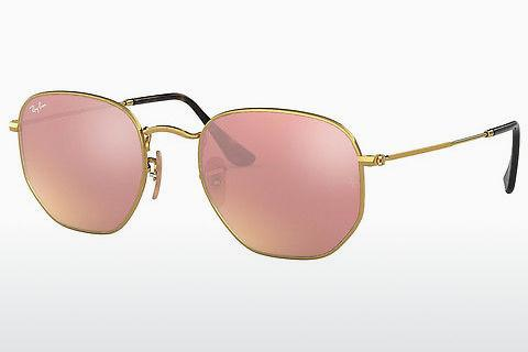 Solglasögon Ray-Ban Hexagonal (RB3548N 001/Z2)