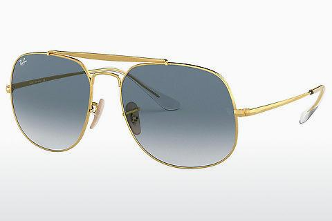 Solglasögon Ray-Ban The General (RB3561 001/3F)