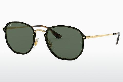 Solglasögon Ray-Ban Blaze Hexagonal (RB3579N 001/71)