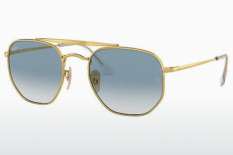 Solglasögon Ray-Ban THE MARSHAL (RB3648 001/3F)