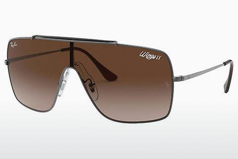 Solglasögon Ray-Ban WINGS II (RB3697 004/13)