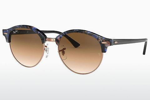 Solglasögon Ray-Ban CLUBROUND (RB4246 125651)