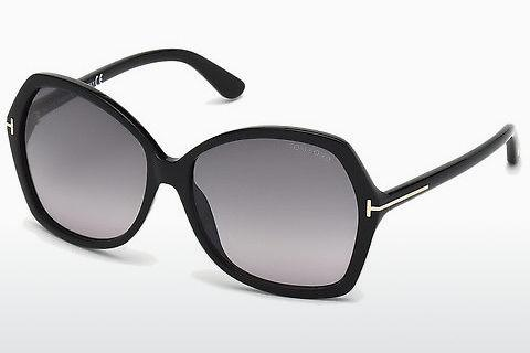 Solglasögon Tom Ford Carola (FT0328 01B)