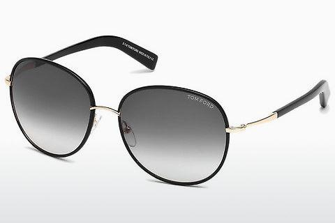 Solglasögon Tom Ford Georgia (FT0498 01B)