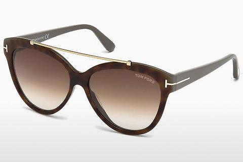 Solglasögon Tom Ford Livia (FT0518 53F)