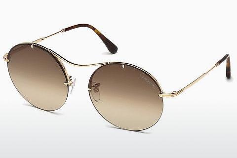 Solglasögon Tom Ford FT0565 28F