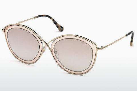 Solglasögon Tom Ford Sascha-02 (FT0604 47G)