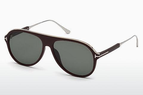 Solglasögon Tom Ford Nicholai-02 (FT0624 49A)