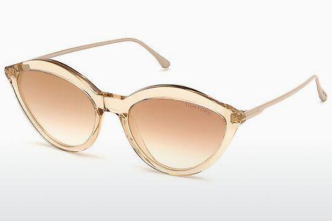 Solglasögon Tom Ford Chloe (FT0663 45G)