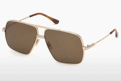Solglasögon Tom Ford FT0735-H 28M