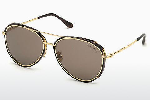Solglasögon Tom Ford FT0749 52J