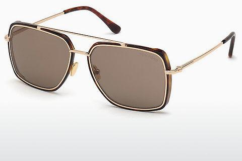 Solglasögon Tom Ford FT0750 52J