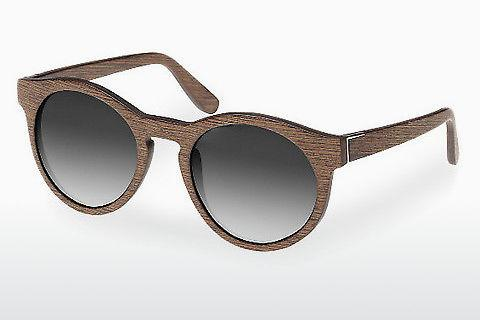 Solglasögon Wood Fellas Au (10756 walnut/grey)