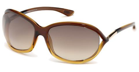 Solglasögon Tom Ford Jennifer (FT0008 50F)