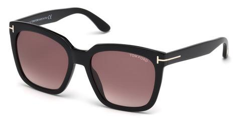 Solglasögon Tom Ford Amarra (FT0502 01T)
