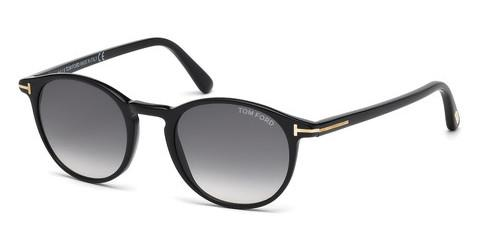 Solglasögon Tom Ford Andrea (FT0539 01B)