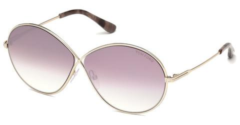 Solglasögon Tom Ford Rania-02 (FT0564 28Z)