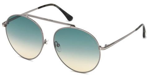 Solglasögon Tom Ford Simone-02 (FT0571 14W)