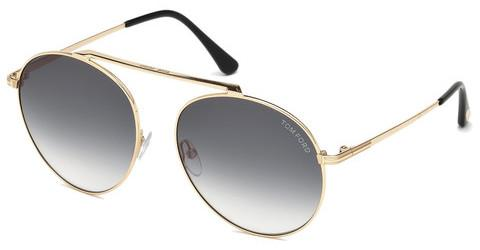 Solglasögon Tom Ford Simone-02 (FT0571 28B)