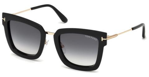 Solglasögon Tom Ford Lara-02 (FT0573 01B)