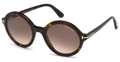 Solglasögon Tom Ford Nicolette-02 (FT0602 052)