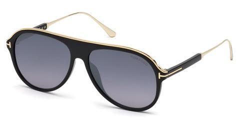 Solglasögon Tom Ford Nicholai-02 (FT0624 01C)