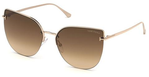 Solglasögon Tom Ford Ingrid-02 (FT0652 28F)