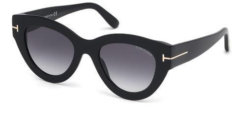 Solglasögon Tom Ford Slater (FT0658 01B)