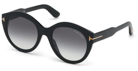 Solglasögon Tom Ford Rosanna (FT0661 01B)