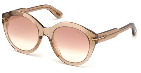 Solglasögon Tom Ford Rosanna (FT0661 45G)