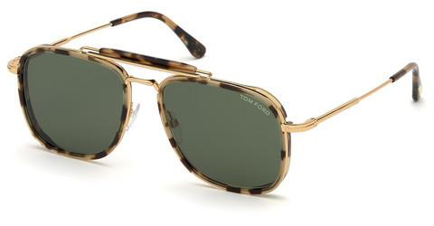 Solglasögon Tom Ford Huck (FT0665 56N)
